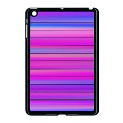 Cool Abstract Lines Apple Ipad Mini Case (black) by BangZart