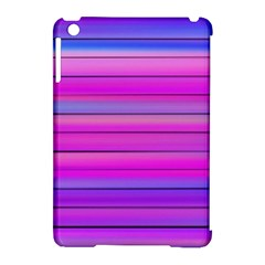 Cool Abstract Lines Apple Ipad Mini Hardshell Case (compatible With Smart Cover) by BangZart