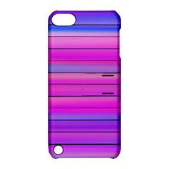 Cool Abstract Lines Apple Ipod Touch 5 Hardshell Case With Stand by BangZart