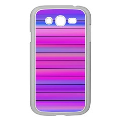 Cool Abstract Lines Samsung Galaxy Grand Duos I9082 Case (white) by BangZart