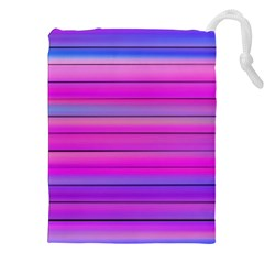 Cool Abstract Lines Drawstring Pouches (xxl) by BangZart