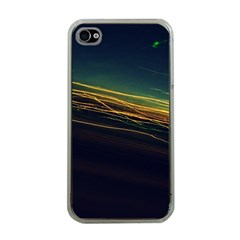 Night Lights Apple Iphone 4 Case (clear) by BangZart