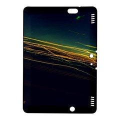 Night Lights Kindle Fire Hdx 8 9  Hardshell Case by BangZart