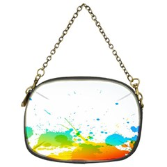 Colorful Abstract Chain Purses (one Side)  by BangZart