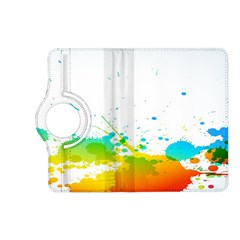 Colorful Abstract Kindle Fire Hd (2013) Flip 360 Case by BangZart