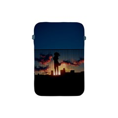 Art Sunset Anime Afternoon Apple Ipad Mini Protective Soft Cases by BangZart