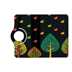 Vector Color Tree Kindle Fire Hd (2013) Flip 360 Case by BangZart