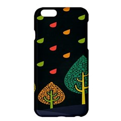 Vector Color Tree Apple Iphone 6 Plus/6s Plus Hardshell Case by BangZart