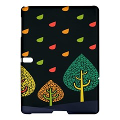 Vector Color Tree Samsung Galaxy Tab S (10 5 ) Hardshell Case  by BangZart