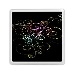 Sparkle Design Memory Card Reader (square)  by BangZart