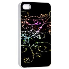 Sparkle Design Apple Iphone 4/4s Seamless Case (white) by BangZart