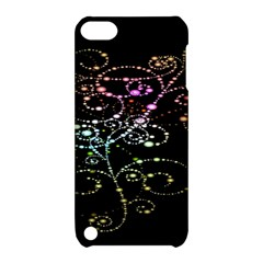 Sparkle Design Apple Ipod Touch 5 Hardshell Case With Stand by BangZart