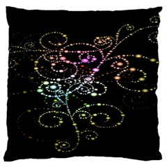 Sparkle Design Standard Flano Cushion Case (one Side) by BangZart
