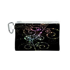 Sparkle Design Canvas Cosmetic Bag (s) by BangZart
