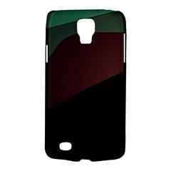 Color Vague Abstraction Galaxy S4 Active by BangZart