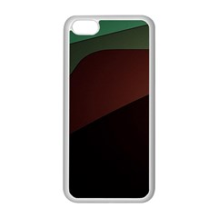 Color Vague Abstraction Apple Iphone 5c Seamless Case (white) by BangZart