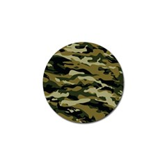 Military Vector Pattern Texture Golf Ball Marker by BangZart