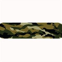 Military Vector Pattern Texture Large Bar Mats by BangZart