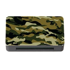 Military Vector Pattern Texture Memory Card Reader With Cf by BangZart