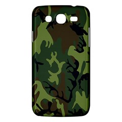 Military Camouflage Pattern Samsung Galaxy Mega 5 8 I9152 Hardshell Case  by BangZart