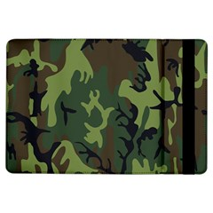 Military Camouflage Pattern Ipad Air Flip by BangZart