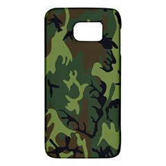 Military Camouflage Pattern Galaxy S6 by BangZart