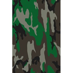 Army Green Camouflage 5 5  X 8 5  Notebooks by BangZart