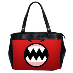 Funny Angry Office Handbags (2 Sides)  by BangZart