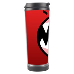 Funny Angry Travel Tumbler by BangZart