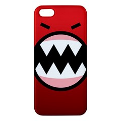 Funny Angry Iphone 5s/ Se Premium Hardshell Case by BangZart