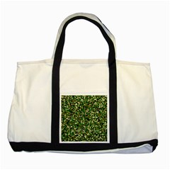 Camo Pattern Two Tone Tote Bag by BangZart