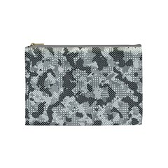 Camouflage Patterns Cosmetic Bag (medium)  by BangZart