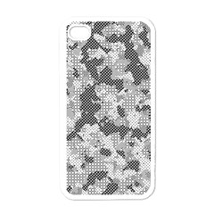 Camouflage Patterns Apple Iphone 4 Case (white) by BangZart
