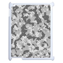 Camouflage Patterns Apple Ipad 2 Case (white) by BangZart