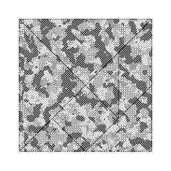 Camouflage Patterns Acrylic Tangram Puzzle (6  X 6 ) by BangZart