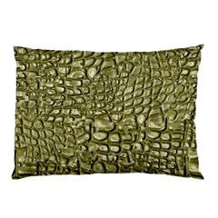 Aligator Skin Pillow Case by BangZart
