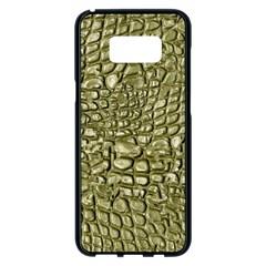Aligator Skin Samsung Galaxy S8 Plus Black Seamless Case