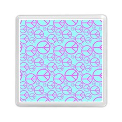 Peace Sign Backgrounds Memory Card Reader (square)  by BangZart