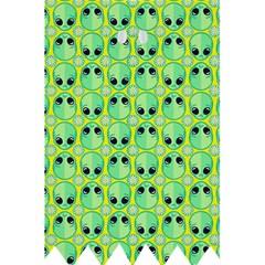 Alien Pattern 5 5  X 8 5  Notebooks by BangZart