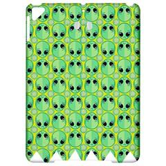 Alien Pattern Apple Ipad Pro 9 7   Hardshell Case by BangZart