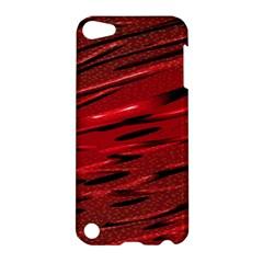 Alien Sine Pattern Apple Ipod Touch 5 Hardshell Case
