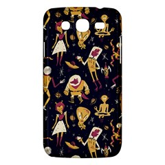 Alien Surface Pattern Samsung Galaxy Mega 5 8 I9152 Hardshell Case  by BangZart
