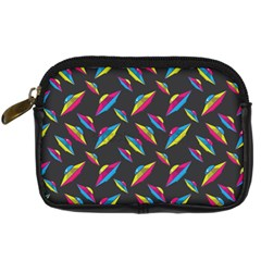 Alien Patterns Vector Graphic Digital Camera Cases by BangZart