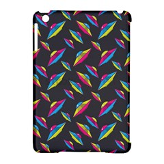 Alien Patterns Vector Graphic Apple Ipad Mini Hardshell Case (compatible With Smart Cover) by BangZart