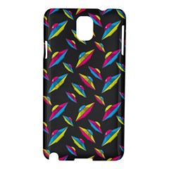 Alien Patterns Vector Graphic Samsung Galaxy Note 3 N9005 Hardshell Case