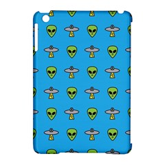 Alien Pattern Apple Ipad Mini Hardshell Case (compatible With Smart Cover) by BangZart