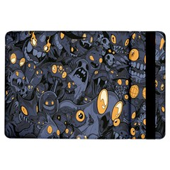 Monster Cover Pattern Ipad Air Flip by BangZart