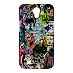 Vintage Horror Collage Pattern Samsung Galaxy Mega 6 3  I9200 Hardshell Case by BangZart