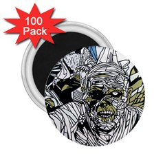 The Monster Squad 2 25  Magnets (100 Pack)  by BangZart