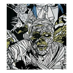 The Monster Squad Shower Curtain 66  X 72  (large)  by BangZart